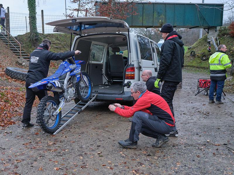 Motocross-Wohlen