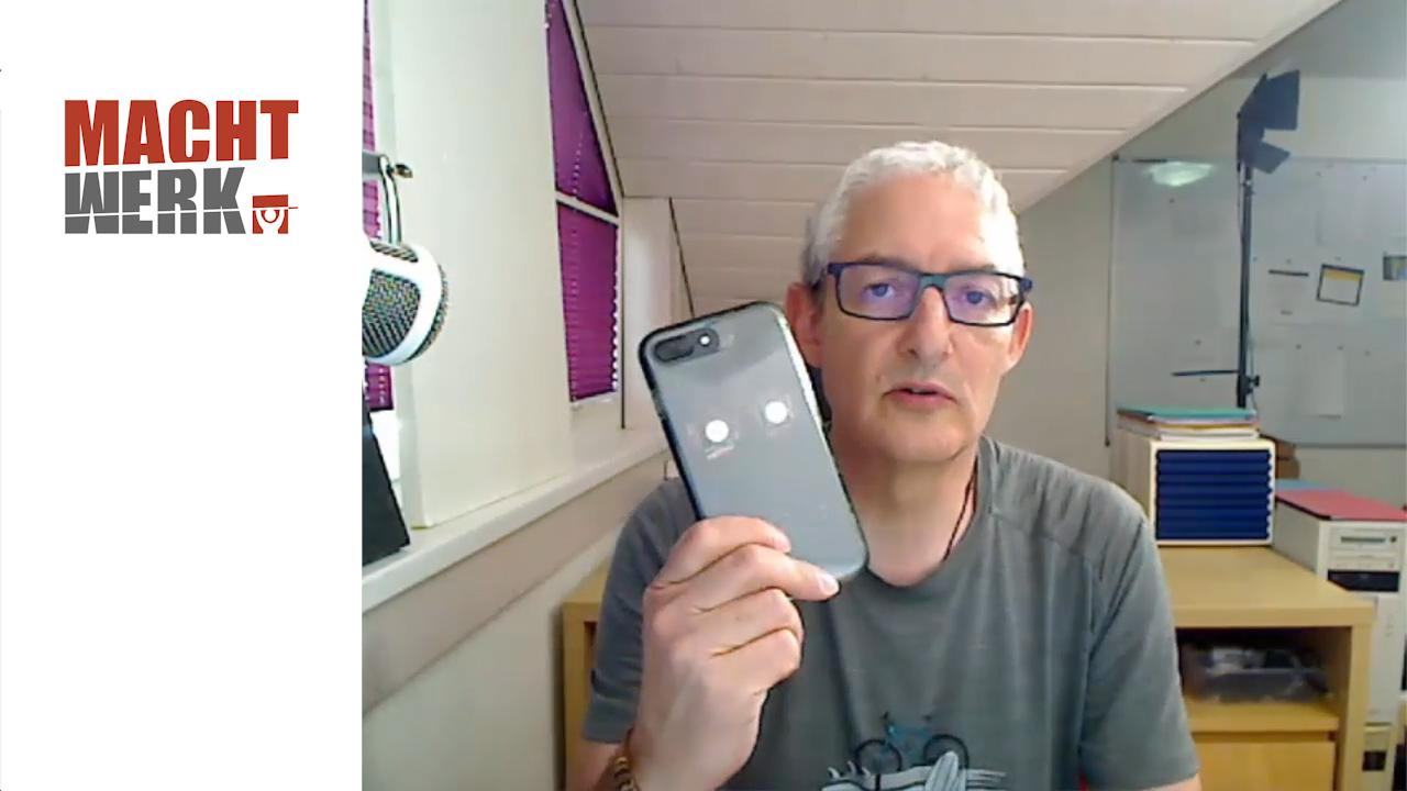 Smartphone-als-Webcam