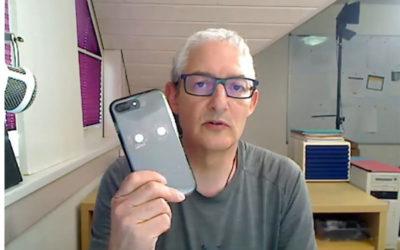 Meine Webcam ist das Smartphone