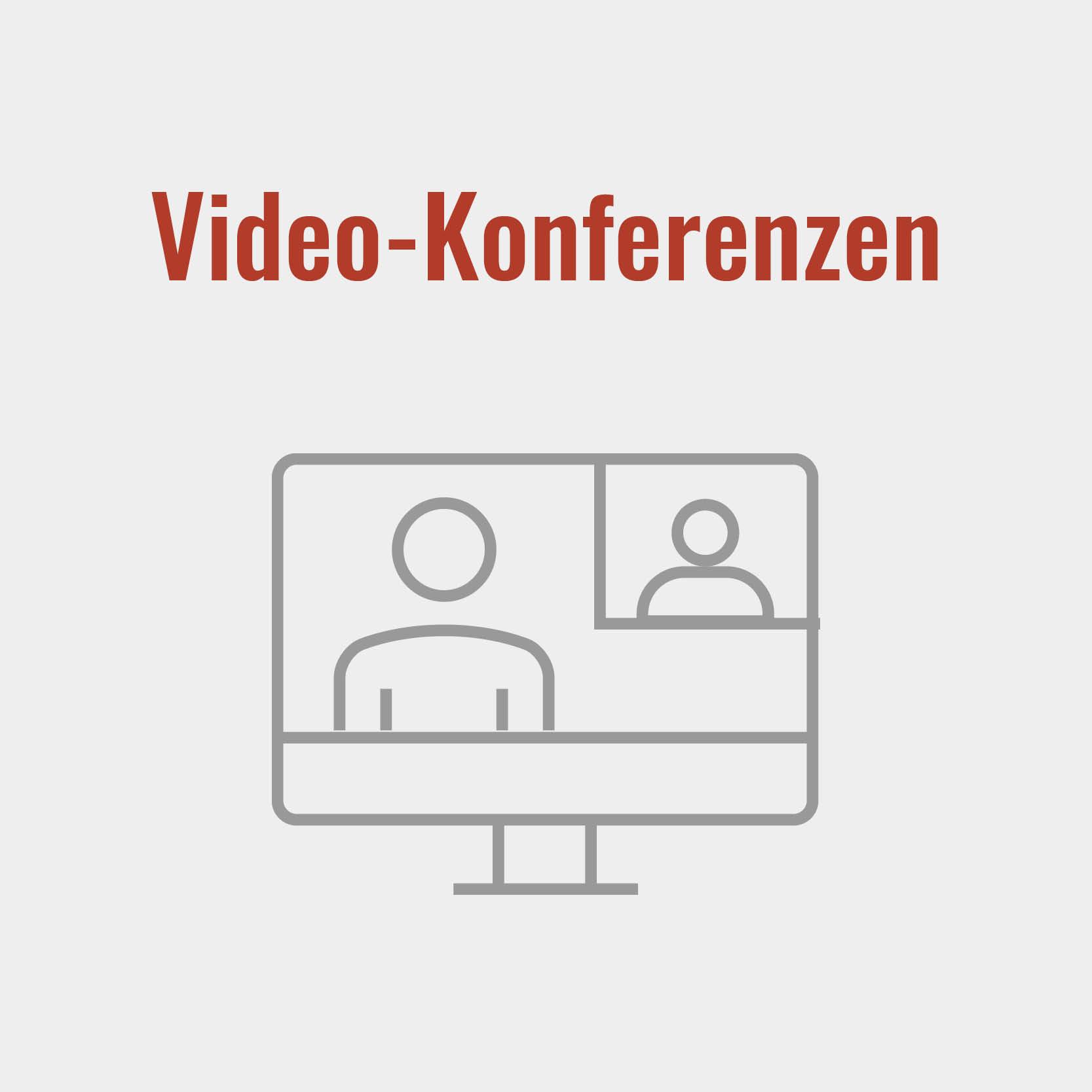 Video Konferenzen